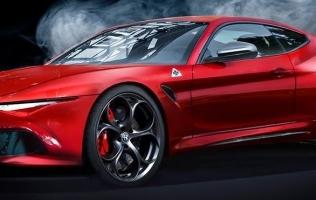 Alfa Romeo Coupe, vizija budućnosti