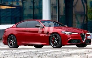 Alfa Romeo Giulia Coupé: Stvarnost prije 2020.