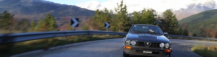 Alfa Romeo GTV6 je čista mehanička pornografija