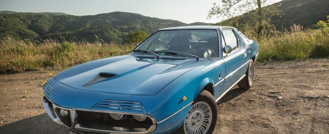 Alfa Romeo Montreal: 40 godina kasnije