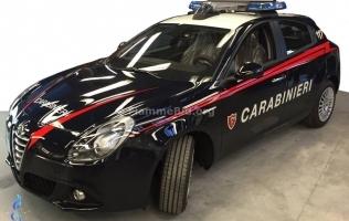 Alfa Romeo se vraća i u talijansku policiju