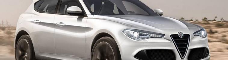 Vizija budućeg Alfa Romeo SUV-a