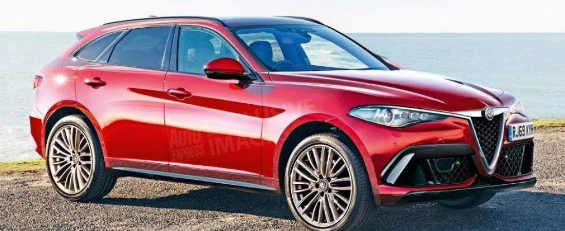 Alfa Romeo želi osvojiti premium segment sa novim SUV automobilima