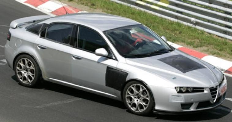 Alfa Romeo 159 GTA Q4