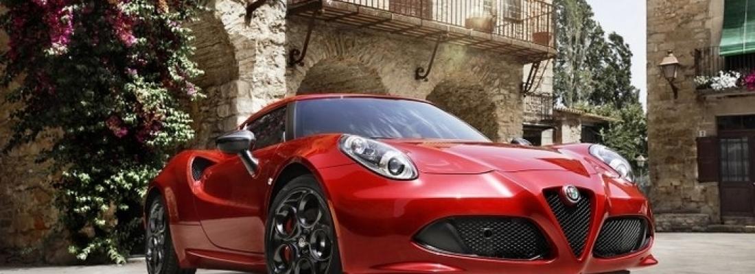 Alfa Romeo 4C Edizione: Uskoro stiže nova specijalna verzija