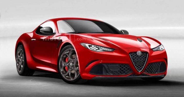 Glasine o budućem i dugoočekivanom Alfa Romeo 6C