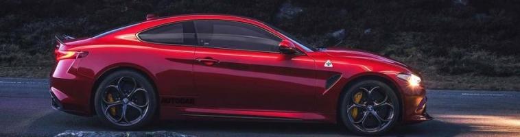 Alfa Romeo Giulia Coupé Quadrifoglio imat će 650ks?