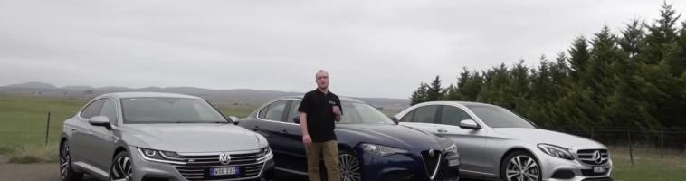Alfa Romeo Giulia: Bolja od Mercedesa C-klase i Volkswagen Arteona