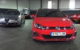 VIDEO: Alfa Romeo Giulietta Veloce vs Volkswagen Golf GTI
