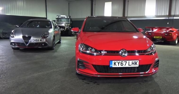 VIDEO: Alfa Romeo Giulietta Veloce vs Volkswagen Golf GTI