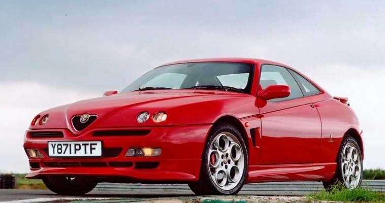 Alfa Romeo GTV serije 916 budući je klasik