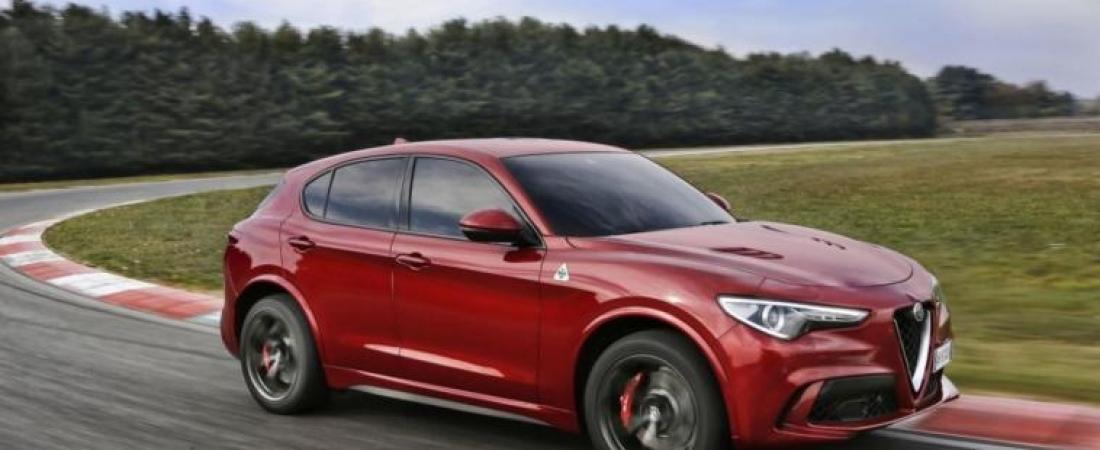 Alfa Romeo Stelvio Quadrifoglio u Top 5 Super SUV-ova