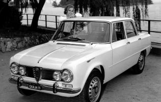 Legendarna limuzina iz šezdesetih: Alfa Romeo Giulia TI