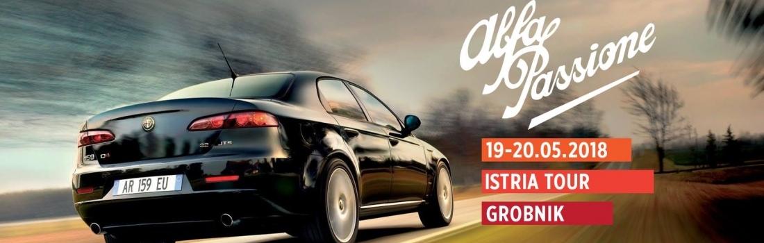 Krenuli smo s prijavama za Alfa Passione 2018!
