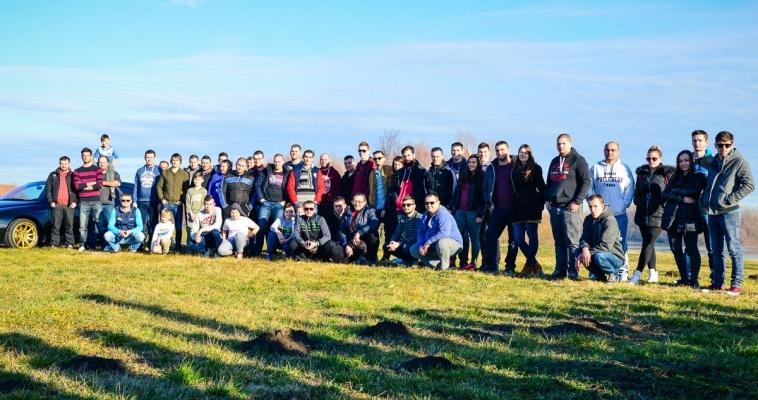Skok u Dalj: Alfisti se okupili uz Dunav
