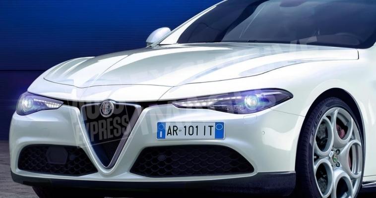 Ammiraglia: Kako bi mogla izgledati konkurencija BMW-ovoj seriji 5