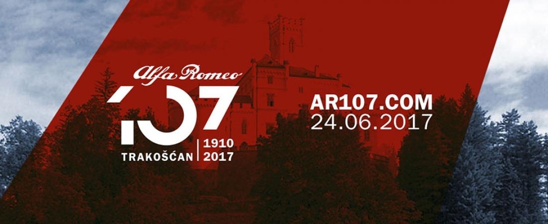 AR107 – Trakošćan