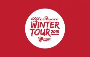 Alfa Romeo Winter Tour 2018