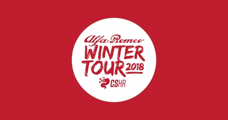 Alfa Romeo Winter Tour 2018