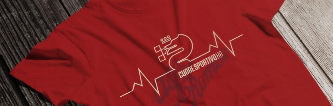 Stigle su Cuore Sportivo HR majice za proljeće 2018.