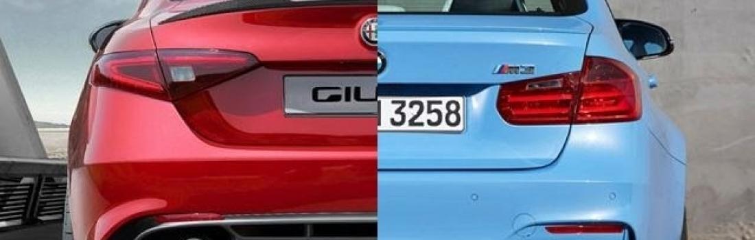 Giulia inspirirana Alfom 156, a ne BMW-om serije 3