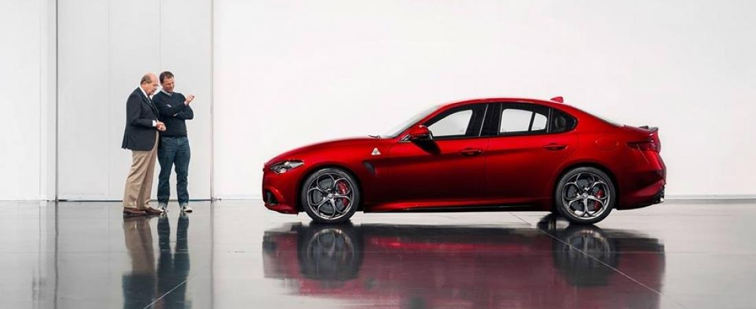 FCA: Dokaz o novim Alfa Romeo projektima