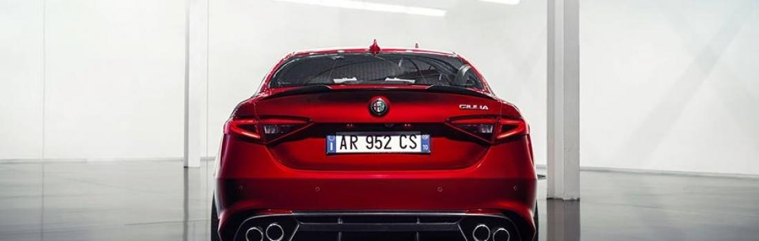 Alfa Romeo Giulia: Pad na crash testovima?