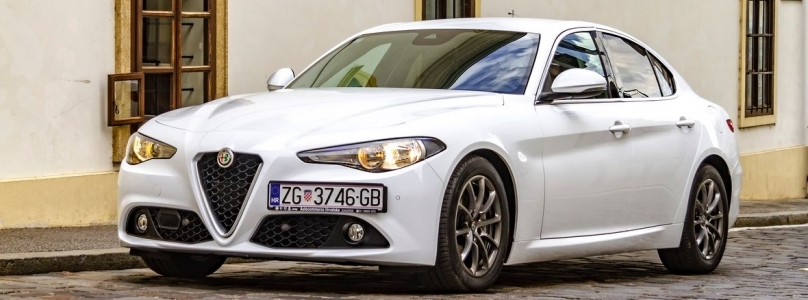 STIGLA ALFA GIULIA: Najiščekivaniji auto ove godine u salonima