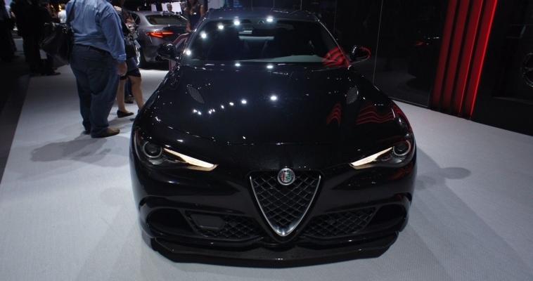 FOTO: Alfa Romeo u Los Angelesu