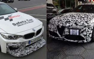 VIDEO: Alfa Giulia Quadrifoglio Verde vs BMW M4 GTS