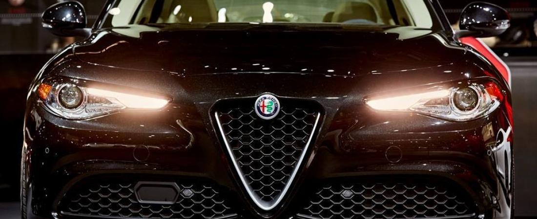 FOTO: Alfa Romeo Giulia stigla je u New York