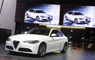 Alfa Romeo Giulia: Specifikacije motora