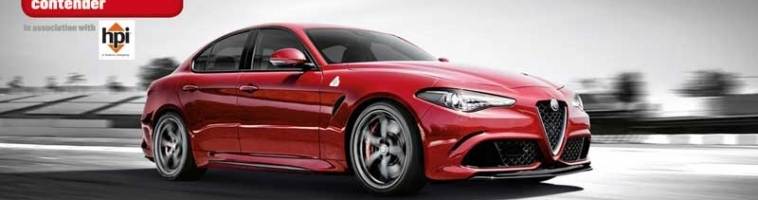 Alfa Romeo Giulia za Car Of The Year nagradu