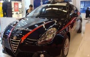 Talijanski carabinieri predstavili Alfa Romeo Giuliettu
