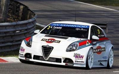 Leone Motorsport priprema Giuliettu za TCS