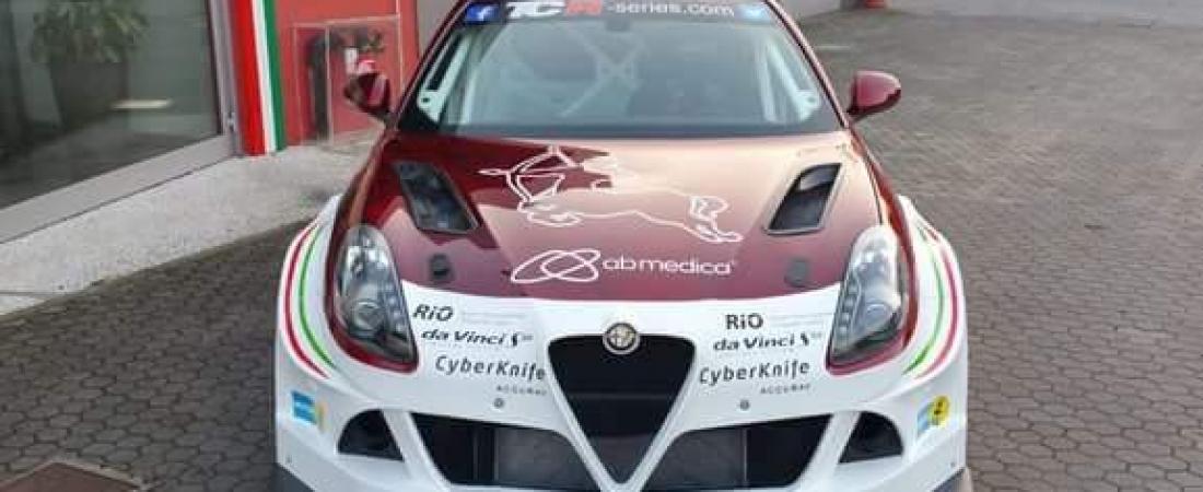 Alfa Romeo Giulietta TCR by Romeo Ferraris