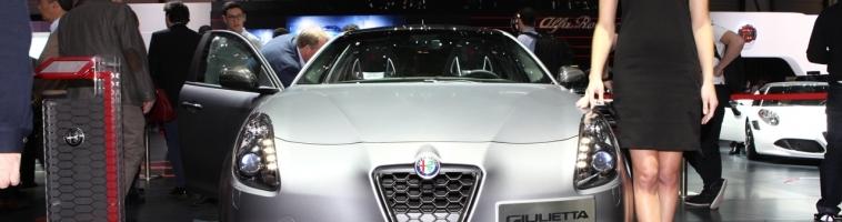Alfa Romeo Giulietta: Službene slike iz Ženeve 2016.