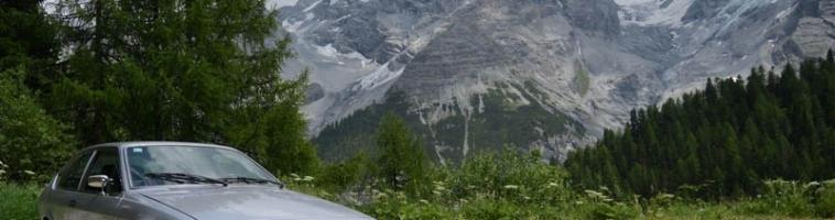 Alfa Romeo cesta za odmor