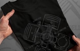 Cuore Sportivo HR Dark Edition majice