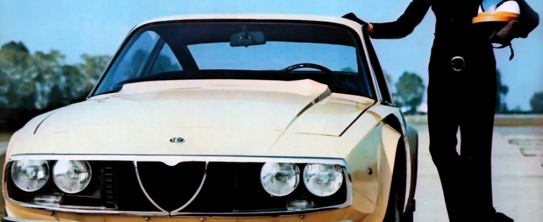Alfa Romeo GT 1300 Junior Z