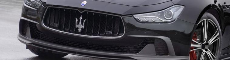 Mansory je tunirao Maserati Ghibli
