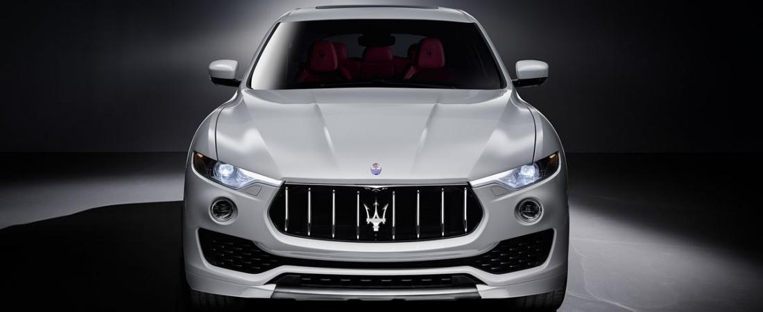 Maserati Levante: Pogledajte slike budućeg luksuznog SUV-a