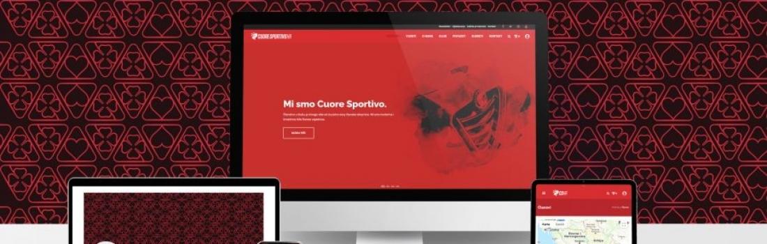 Predstavljamo novi Cuore Sportivo