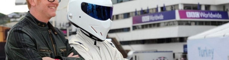 Potvrđen The Stig za Top Gear 2016