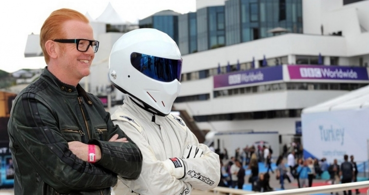 Potvrđen The Stig za Top Gear 2016