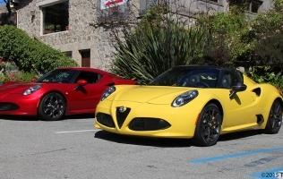 VIDEO: Alfa Romeo na Monterey Car Week 2015