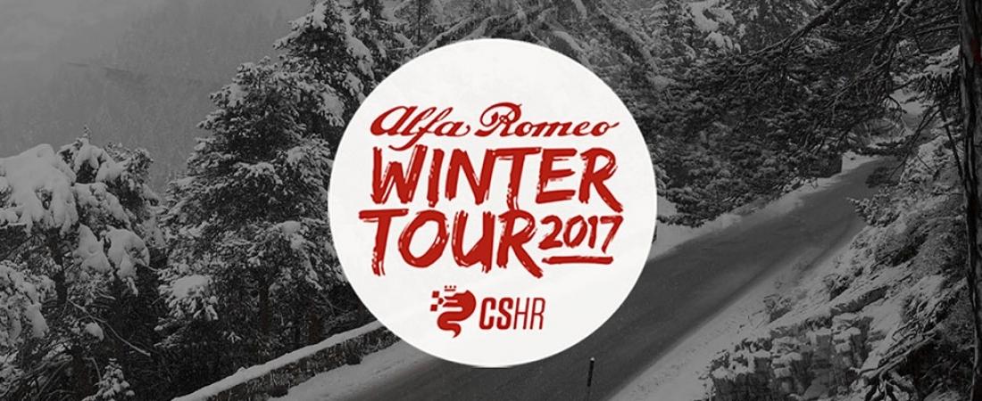 Alfa Romeo Winter Tour 2017